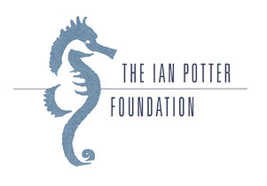 Ian Potter logo